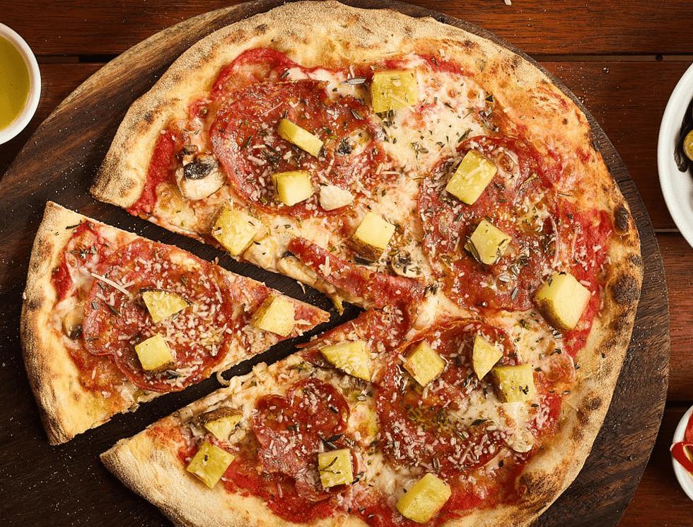 Al Forno Pizza 01